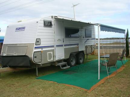 Fantastic 2013 Vanguard Caravans  Caravans  Gumtree Australia Rockingham Area