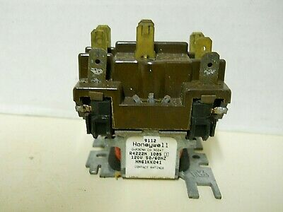 9112 Honeywell R4222n 1085 Switching Relay Hn61kk041 120v 3 Amp