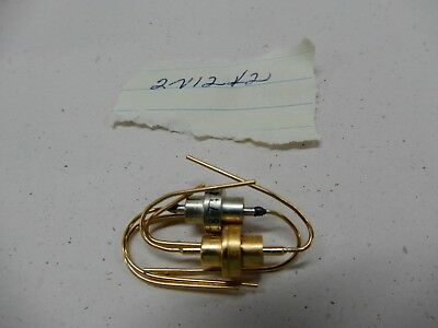 Transistor Lot Of Two 2n1242 One Hughes - One Gold Plated Nos