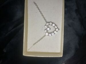 CHARM heart shaped necklace