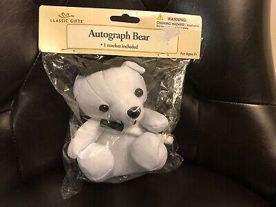 Autograph Graduation Bear (Autograph graduation  bear w/)