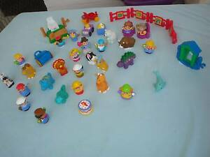 FISHER PRICE Little People, Animals & accessoris, $1 each Ormond Glen Eira Area Preview