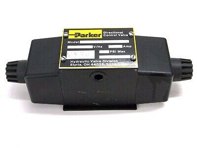 Parker Directional Control Valve 3000 Psi D3w1dy