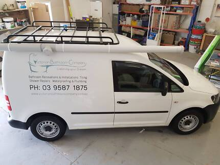 Immaculate 2013 VW Caddy Van with extra features and low mileage
