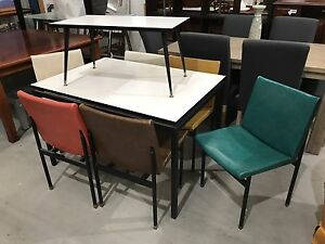 Retro Aristoc extendable dining set#1395 North Geelong Geelong City Preview