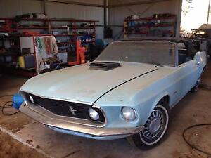 1969 Ford Mustang Convertible RHD Boyup Brook Boyup Brook Area Preview