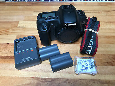 Canon EOS 20d Digital Camera Body, Modified for Infra-Red Photography for sale  Shipping to Canada