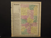 New York Franklin County Map 1876, Town of Burke Z2#51