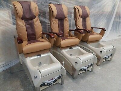 Used NOVA PEDICURE SPA Chair For Nail Salon for sale  Dallas