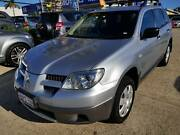 2006 Mitsubishi Outlander SUV Auto 4 Cyl 129kms (Drives Well) Wangara Wanneroo Area Preview