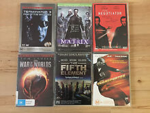 DVD'S.  Bargain 6 for $6 Wantirna South Knox Area Preview