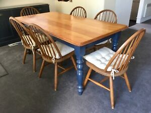 Country Style restored Oregon Table