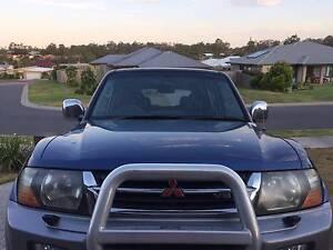 2001 Mitsubishi Pajero Wagon Yamanto Ipswich City Preview