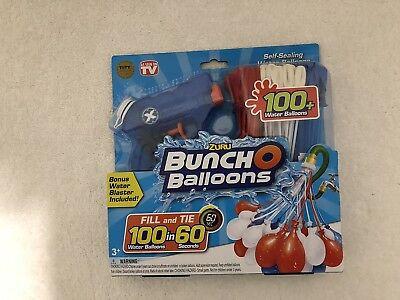 NIB ZURU BUNCH O BALLONS 100 WATER BALLONS](Water Ballon)