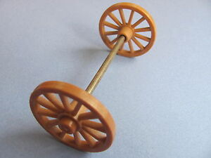 Playmobil western petite roue chariot nordiste for Fenetre nordiste