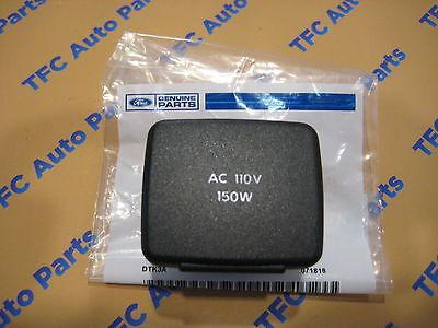 Ford F150 Truck Expedition Navigator 110 Volt Power Outlet Socket Assembly Oem