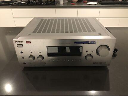 Sony str av770x audiovideo stereo receiver radios receivers classic sony hifi home theatre av receiver fandeluxe Gallery