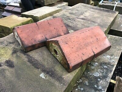 Reclaimed Terracota Copings/Wall Toppers x 140 - WillMow