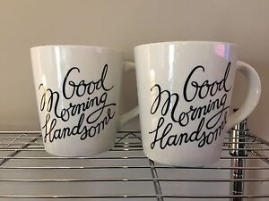 $5 - 2 mugs - MOVING SALE, see other ads