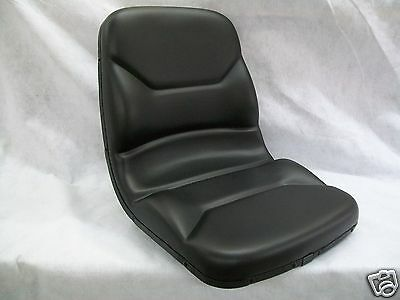 High Back Black Seat Bobcat 463542543642643742743843t190 Skid Steer Cc