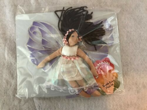 Fairy Doll with Tooth Pocket