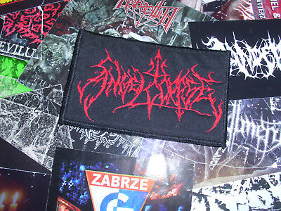 Angelcorpse Logo Patch Woven Order from Chaos