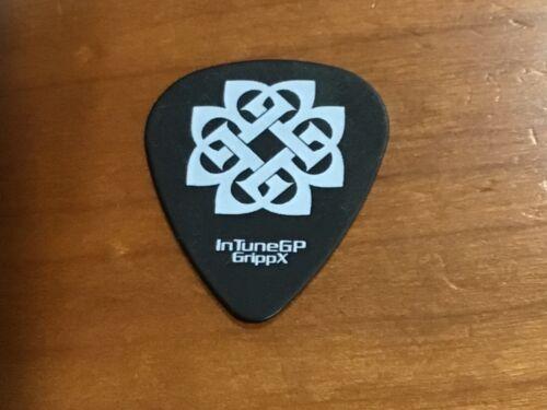 Breaking Benjamin Ben Guitar Pick Black