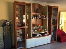 Wall Unit cabinet for sale Cherrybrook Hornsby Area Preview