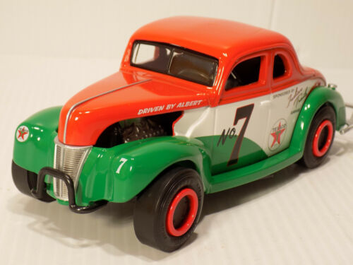 TEXACO 2020 EDITION 1940 FORD COUPE DIRT TRACK RACER REGULAR #37 IN SERIES,