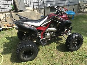 2009 Yamaha Raptor 700R Special edition for sale