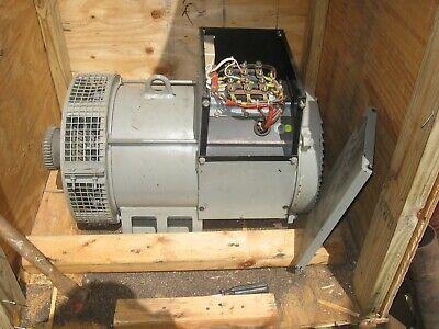 35kw Brusless Revolving Field Generator 3600 Rpm