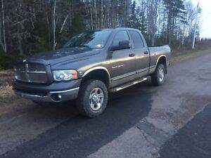 2003 Dodge Ram 2500 Cummins Diesel