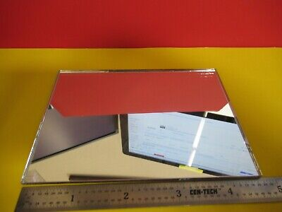 Optical Plano Mirror Optics As Pictured Ft-6-158