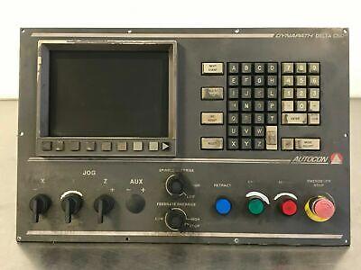 Dynapath Delta Cnc Autocon Operator Panel
