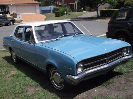 1968 HK Holden Kingswood sedan 186S Mako Blue Warner Pine Rivers Area Preview