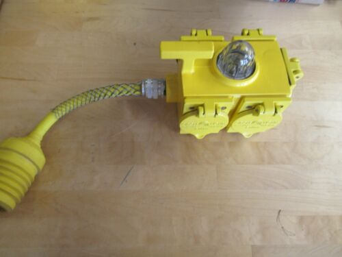Circle D Lights PF51G Electrical Junction Power Box  #5