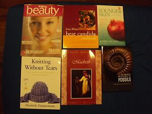 Bulk buy: My Library of 87 New and Used Books Doveton Casey Area Preview