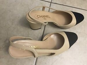 Chanel shoes good deal 36.5size
