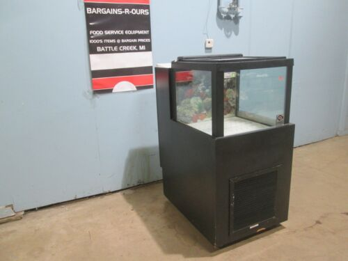 """""""MARINELAND ML-23"""" COMMERCIAL HD 55gl LOBSTER/LIFE SEAFOOD MERCHANDISING TANK"""