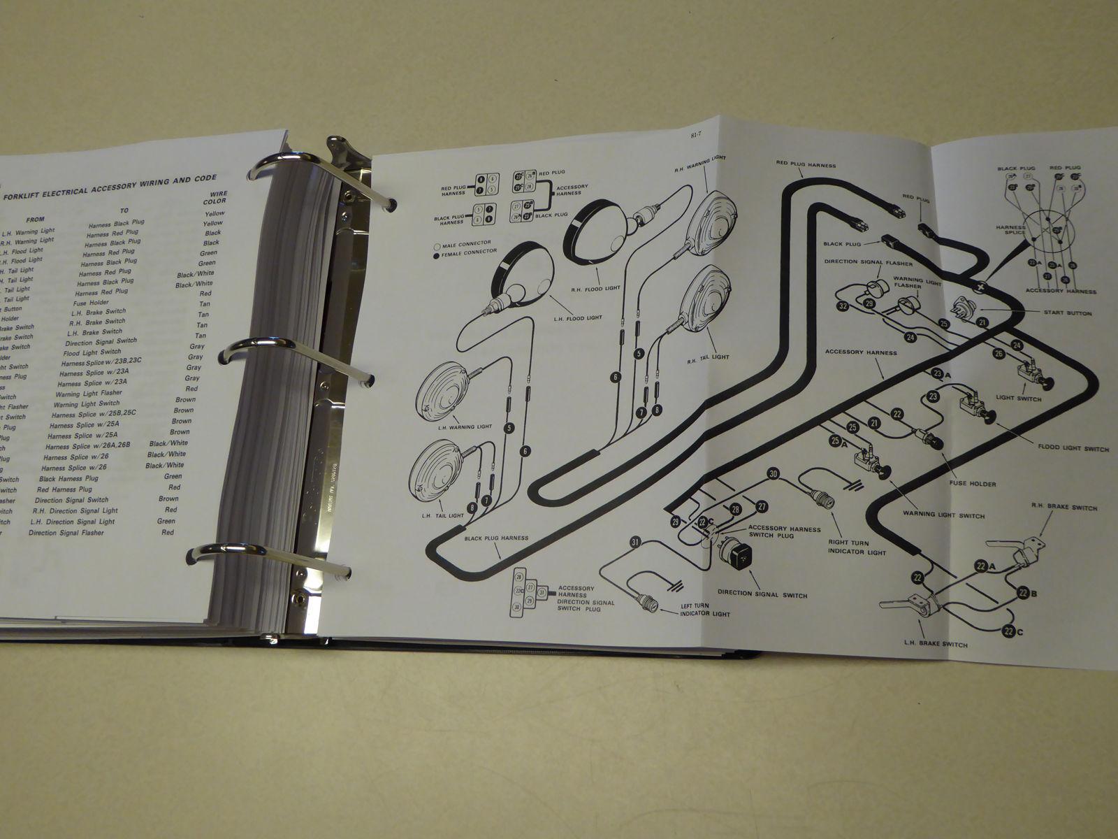 480 B Case Backhoe Wiring Diagram Library 7 Of 12 580b 580ck Loader Forklift Service Manual Repair Shop