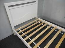 BRAND NEW KING SINGLE BED FRAME NEW IN WHITE Chipping Norton Liverpool Area Preview
