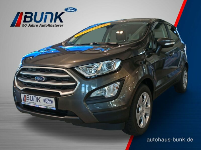 Ford EcoSport Cool&Connect 1,0l EcoBoost *-24%