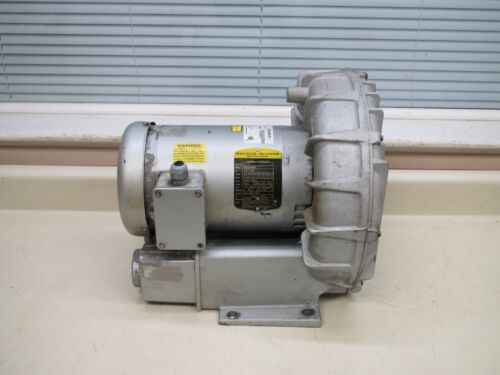 Gast Baldor R5325A-2 208-460V 2.5HP 1.9kW Regenair Regenerative Blower Motor