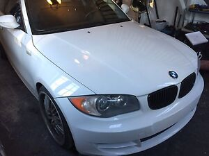 Bmw 128i unique lease takeover 285$/mois