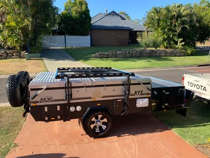 MDC Robson XTT Dual Fold Camper Trailer Wellington Point Redland Area Preview