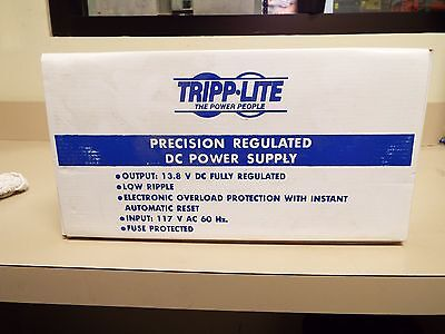 Tripp Lite Precision Regulated Dc Power Supply