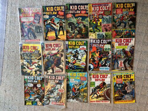 VINTAGE KID COLT COMIC BOOK LOT -LOT # 1