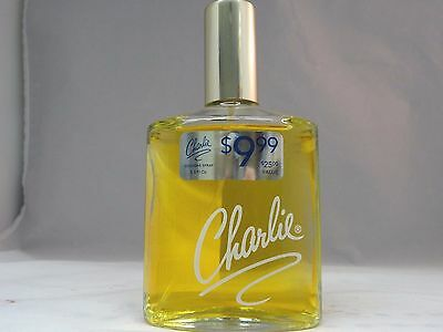 Charlie   Lot Of 2    Cologne Spray   3 5 Oz    Usa Made   Hard To Find   New