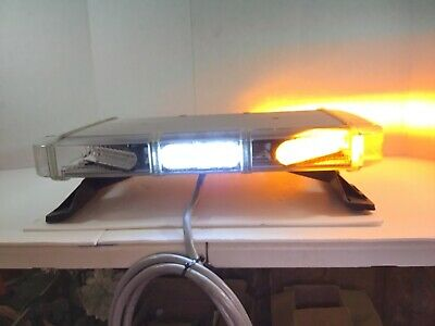 Whelen Mini Liberty Led Light Bar 22 Amberclear. Lt2aaaawwp