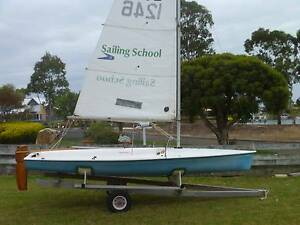 Leader Sailing Dinghy Paynesville East Gippsland Preview